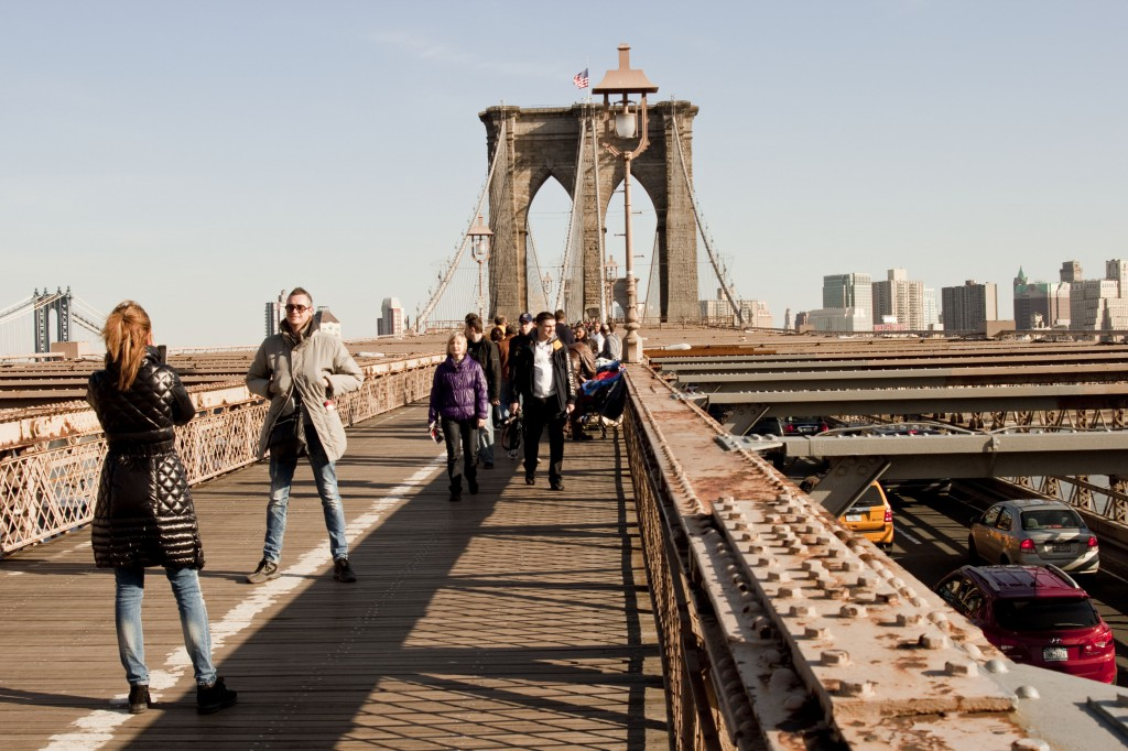 Schöne Orte in New York City