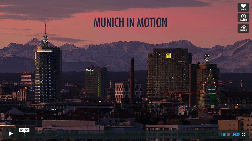 munich in motion
