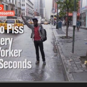 How to Piss Off Every New Yorker in 36 Seconds