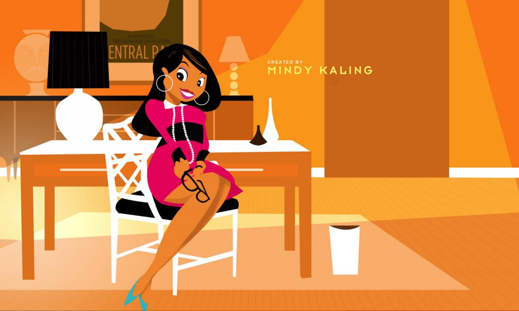 The Mindy Project by Henry John