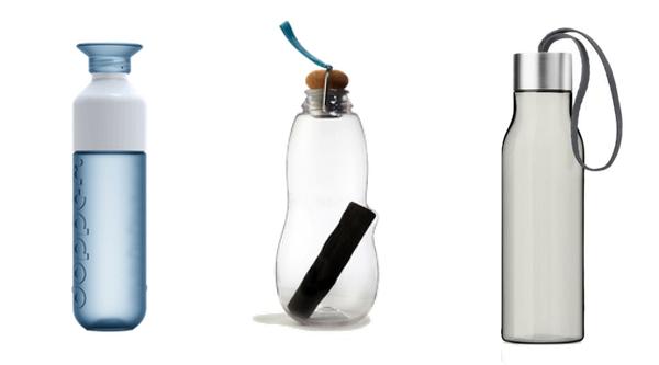 Wasserflasche Marsch!