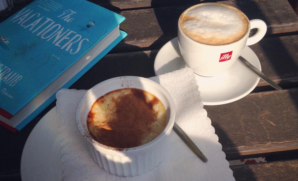 Essen und Lesen