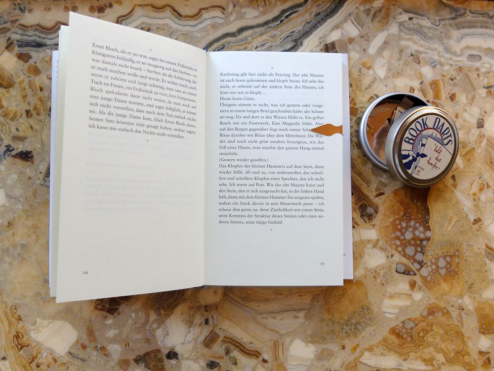 Book Darts via juliefahrenheit.com