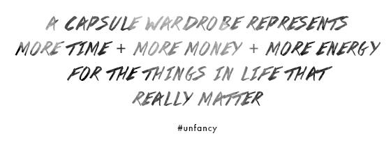 Un-Fancy
