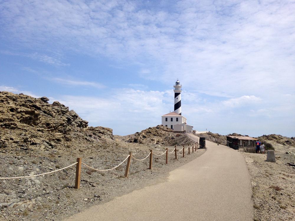 Leuchtturm von Favàtritx, Menorca