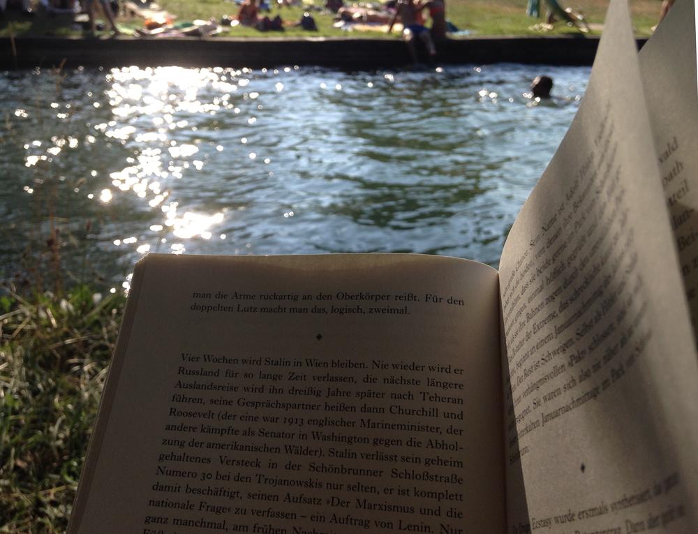 Sommerbad Maria Einsiedel München | Julie Fahrenheit