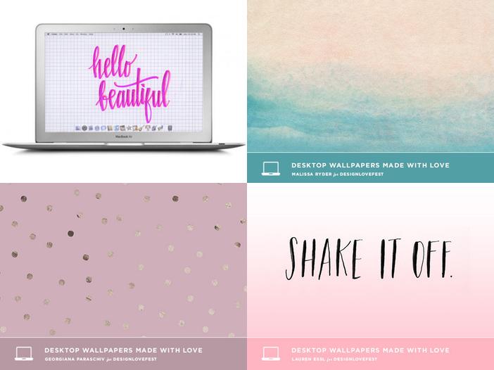 Wallpaper by Designlovefest | Julie Fahrenheit