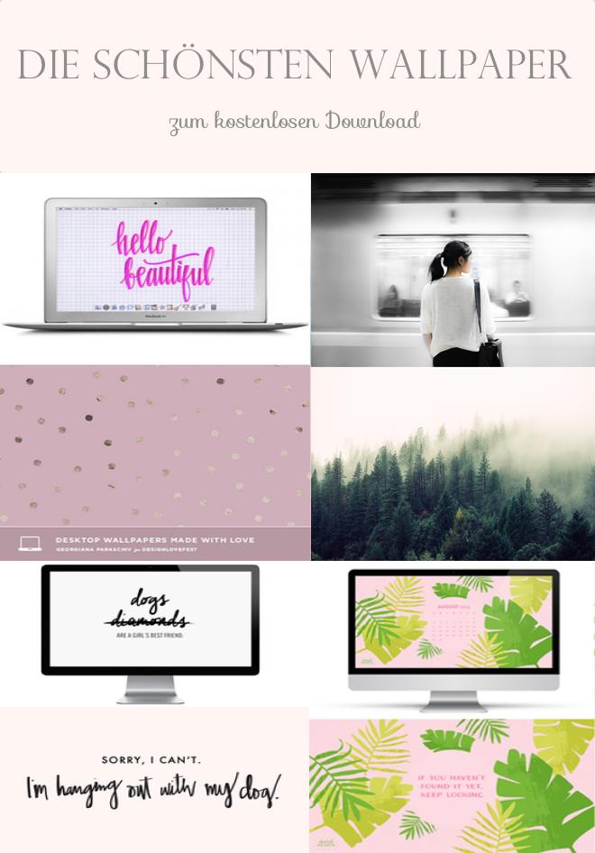 Die schönsten Wallpaper | Julie Fahrenheit