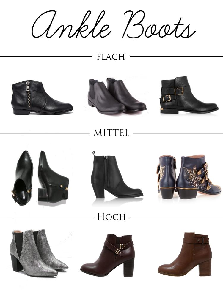Ankle Boots | Julie Fahrenheit