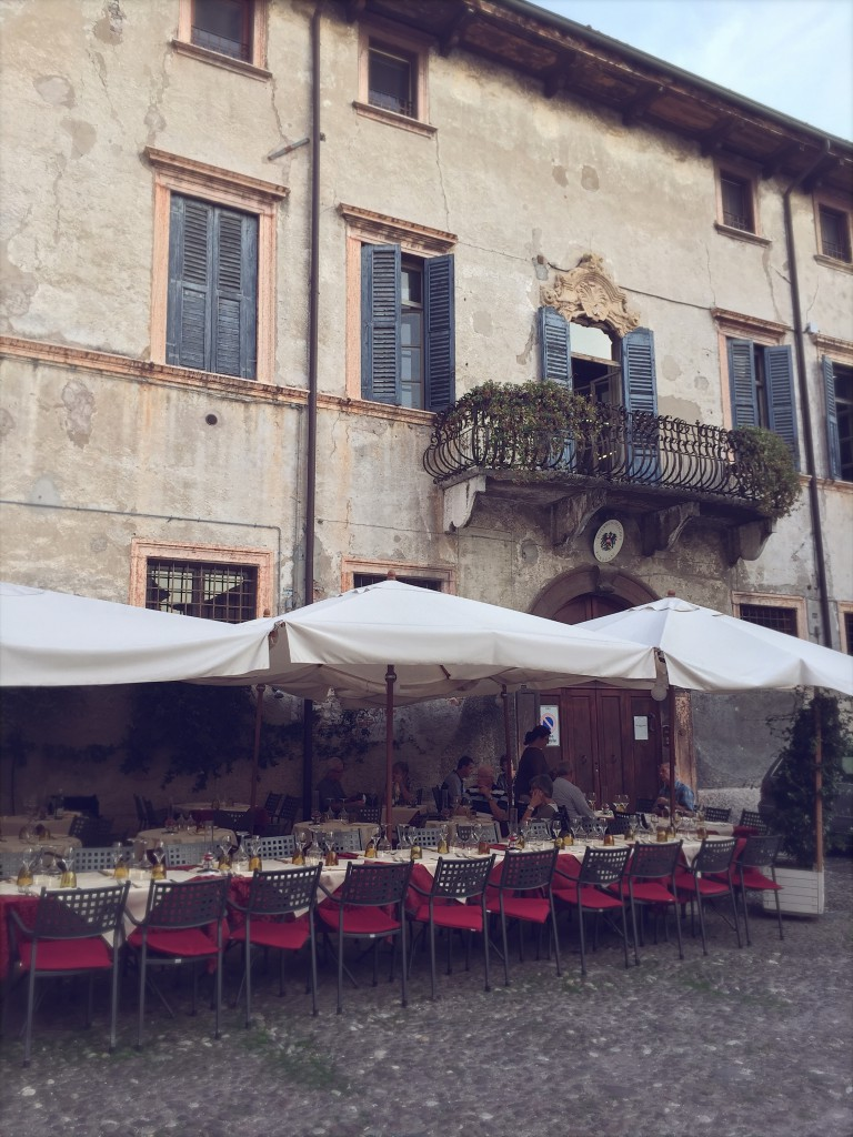 Antica Torretta, Verona | Julie Fahrenheit