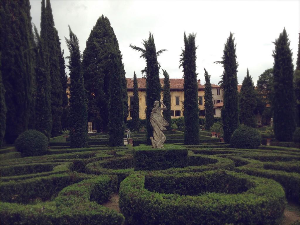 Giardino Giusti, Verona | Julie Fahrenheit