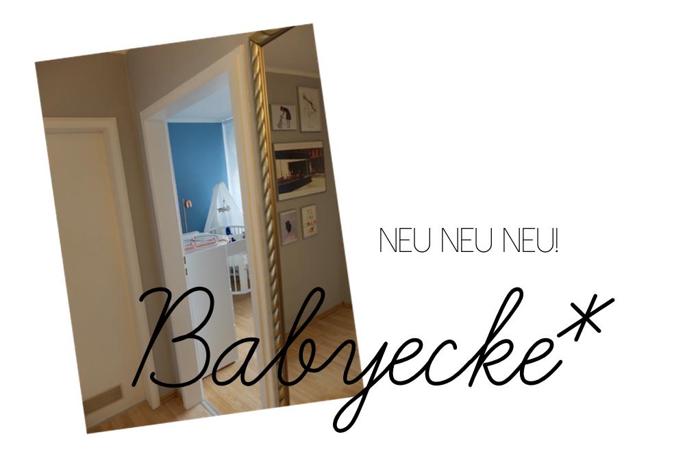 Babyecke | Julie Fahrenheit