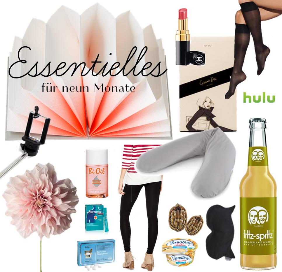 Essentielles für neun Monate | Julie Fahrenheit
