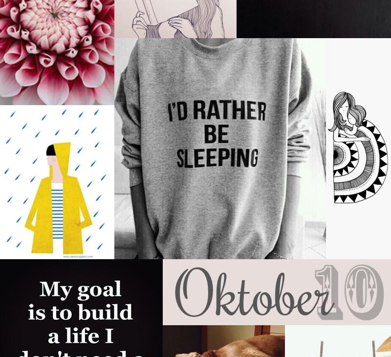 To Do: Oktober   Julie Fahrenheit