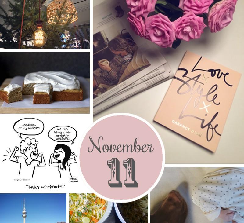 To Do November | Julie Fahrenheit