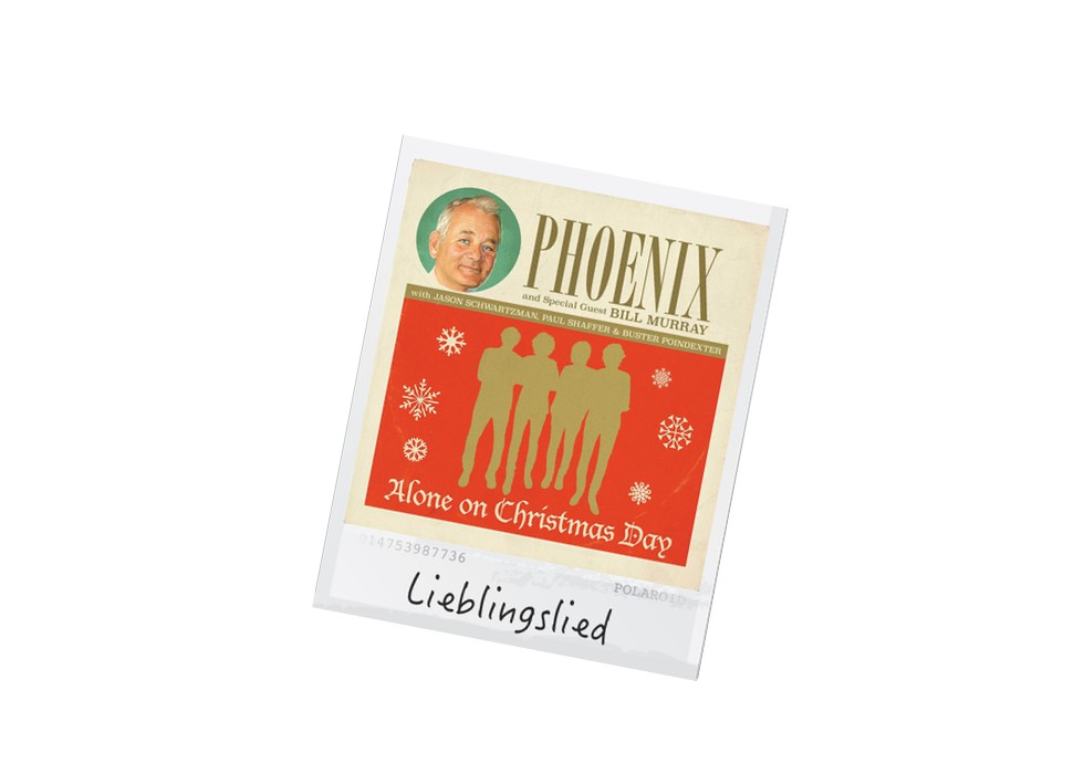 Lieblingslied - Phoenix Alone on Christmas Day | Julie Fahrenheit
