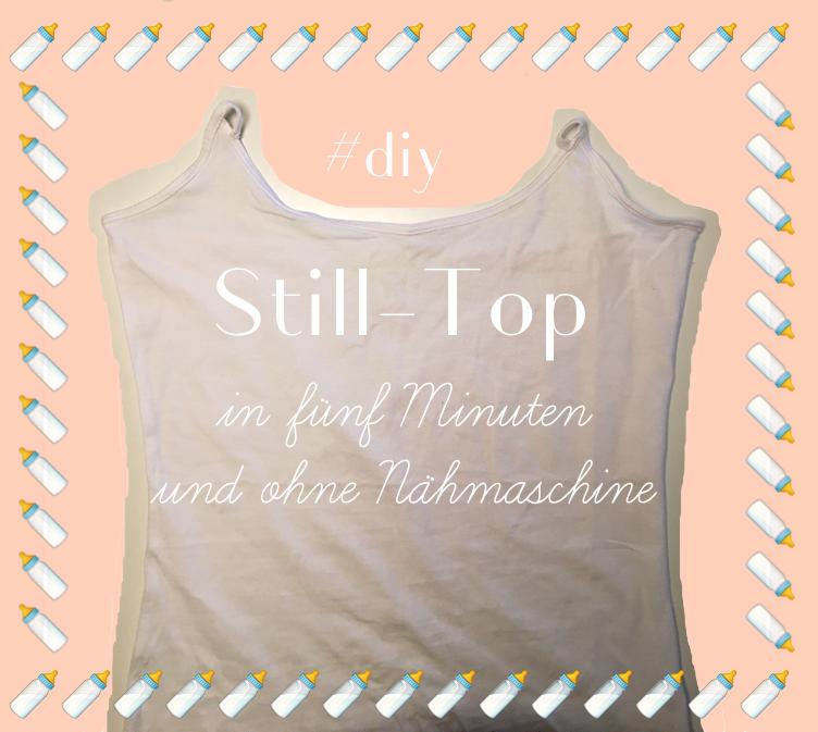 D.I.Y. Stilltop, 5 Minuten, ohne Nähmaschine | Julie Fahrenheit