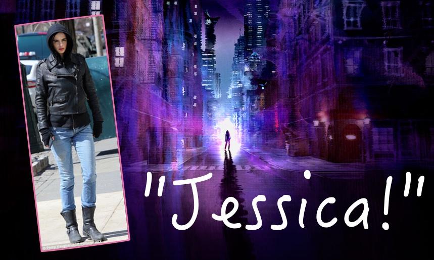 Jessica Jones | Julie Fahrenheit