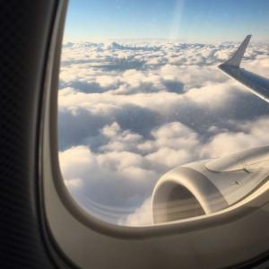 Fliegen mit Baby | Julie Fahrenheit