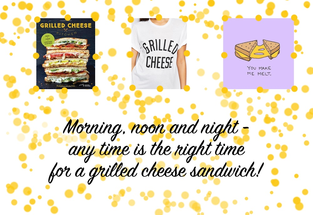 Grilled Cheese | Julie Fahrenheit