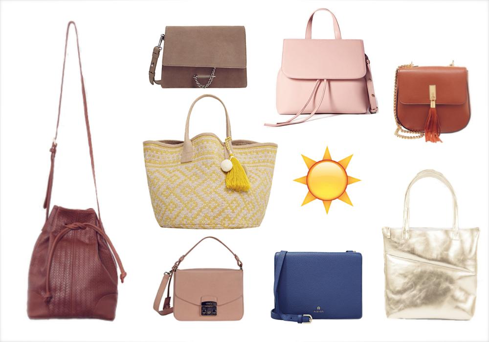 Sommertaschen | Julie Fahrenheit