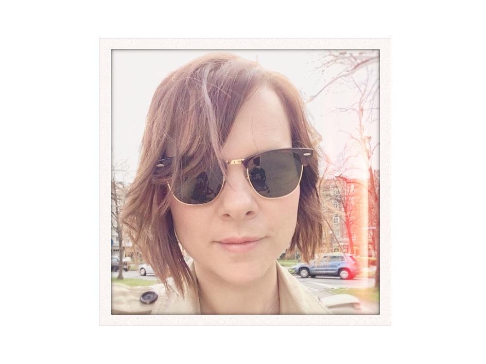Sonnenbrillenliebe: Ray Ban Clubmaster | Julie Fahrenheit