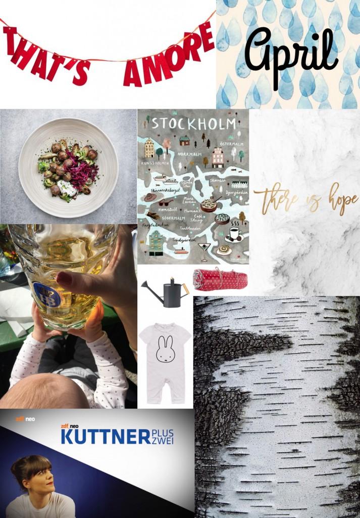 To Do April | Julie Fahrenheit