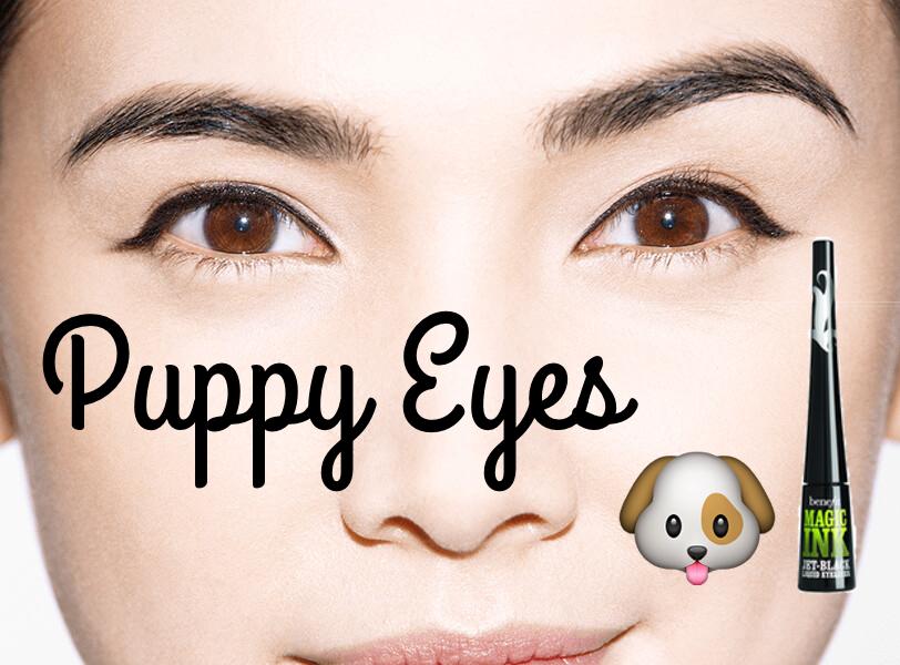 Puppy Eyes | Julie Fahrenheit