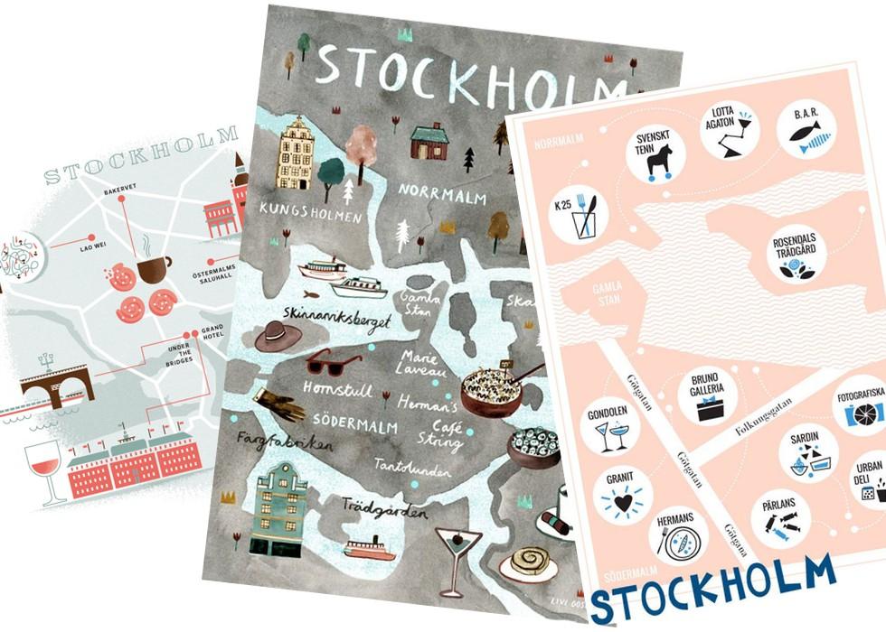 Stockholm Inspiration | Julie Fahrenheit