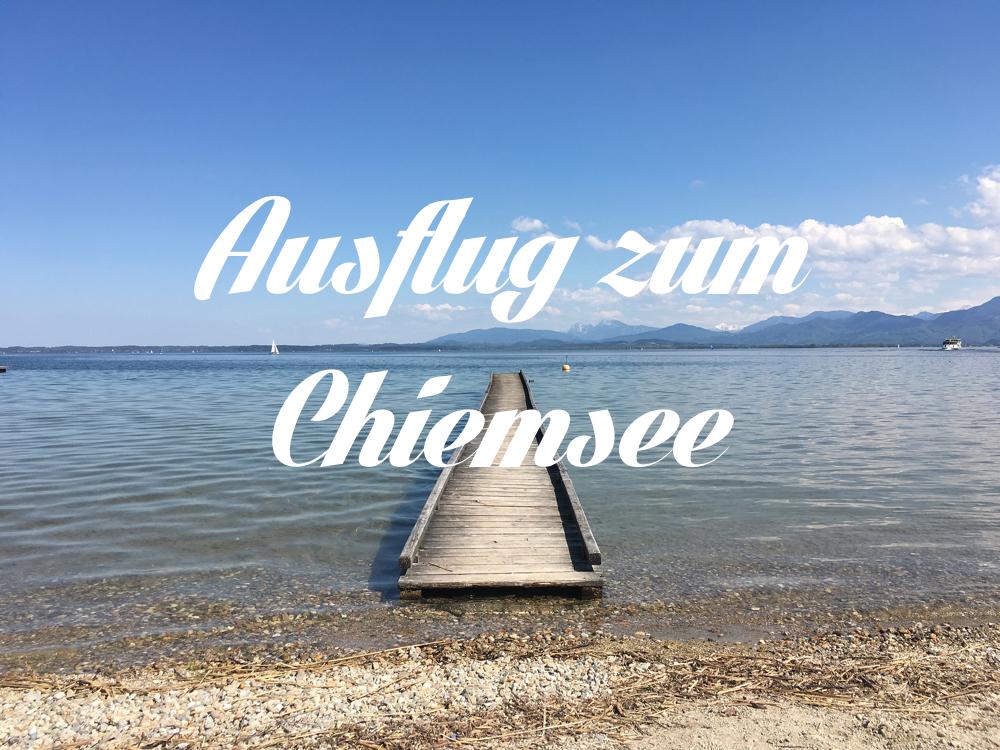Ausflug zum Chiemsee | Julie Fahrenheit
