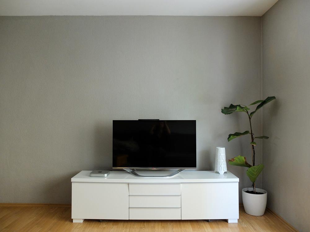 Fernsehwand langweilig | Julie Fahrenheit