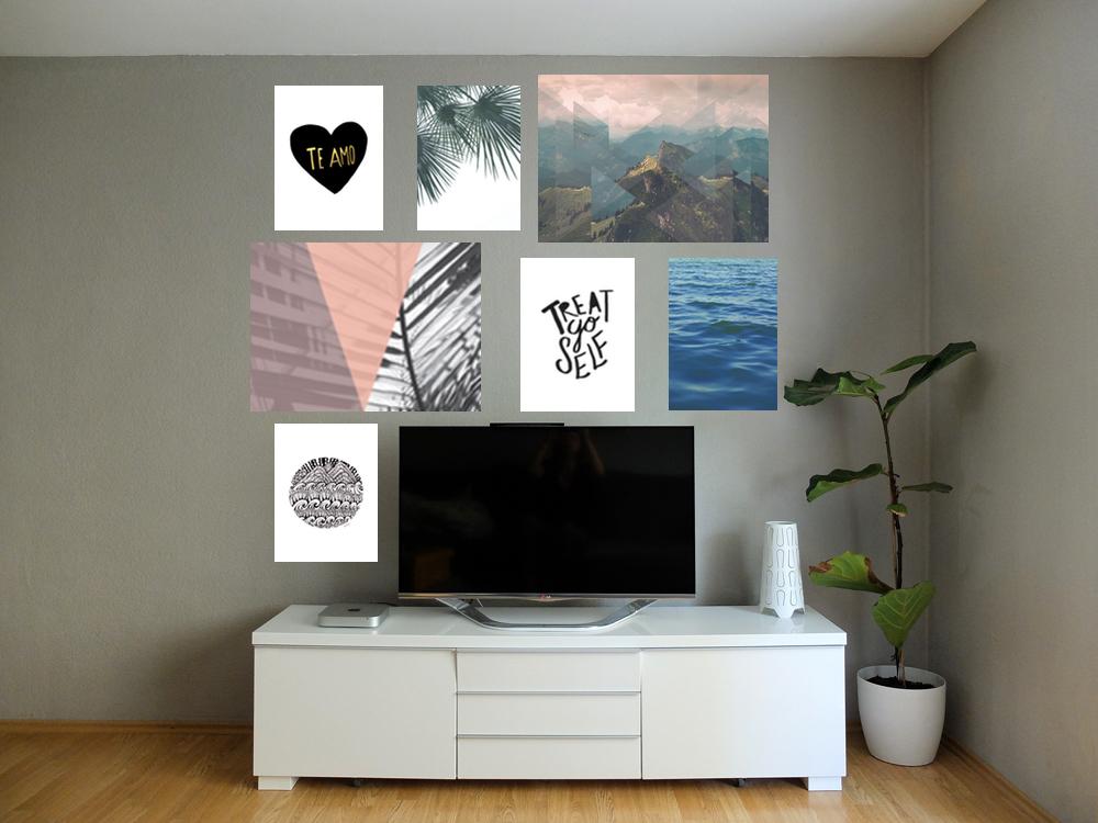 Fernsehwand wow | Julie Fahrenheit