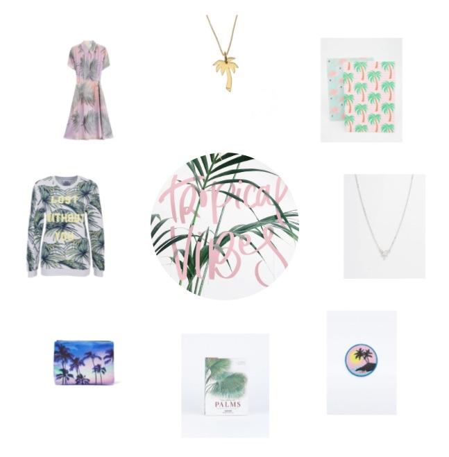 Little Things: Palmen | Julie Fahrenheit