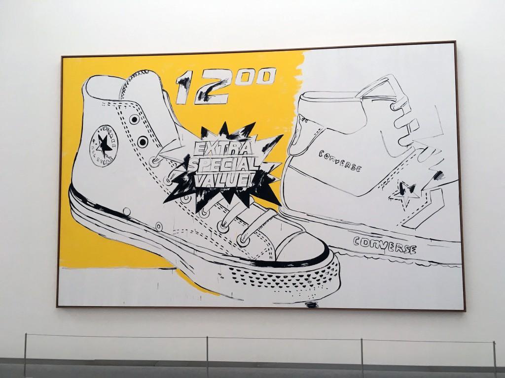 Pinakothek der Moderne: Warhol | Julie Fahrenheit