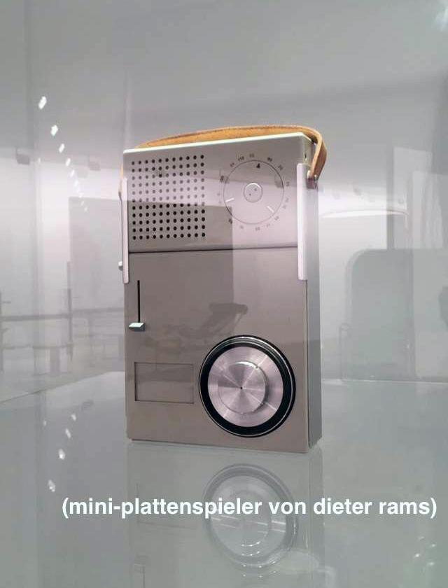 Pinakothek der Moderne: Rams | Julie Fahrenheit
