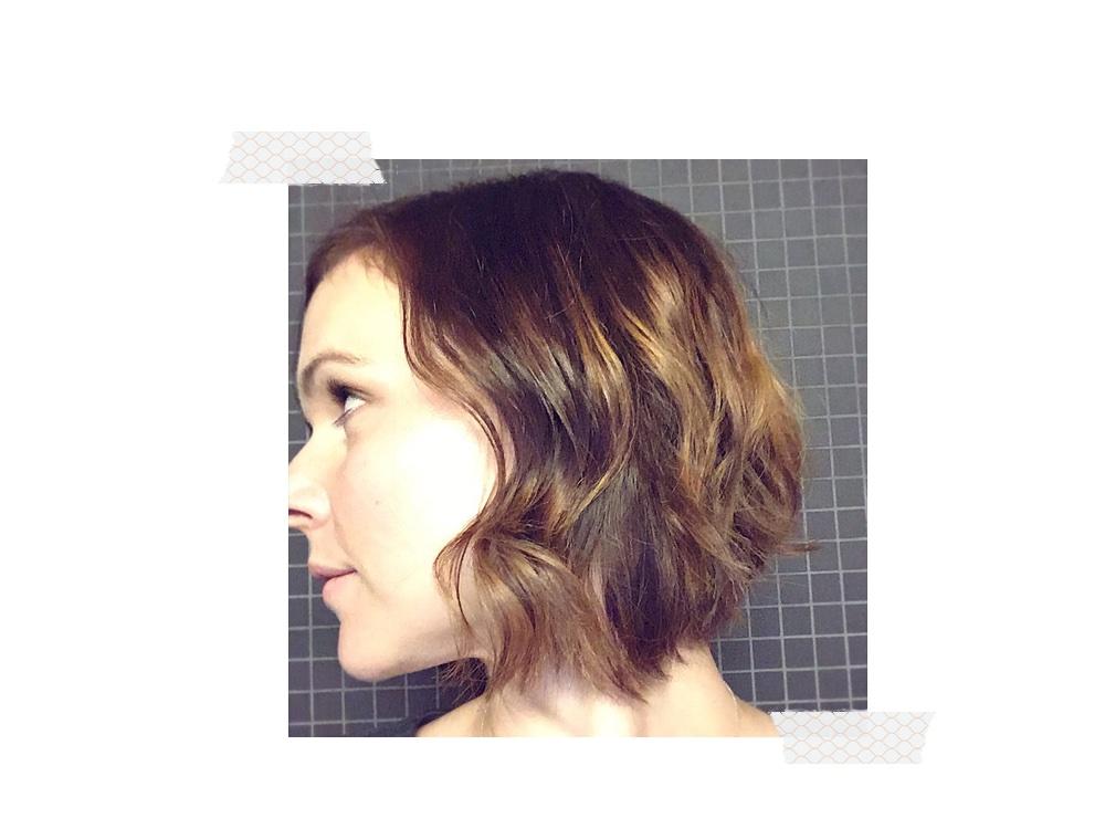 Ombre | Julie Fahrenheit