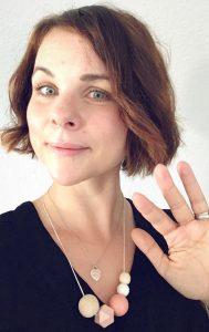 Kette- Bommelkollektiv | Julie Fahrenheit