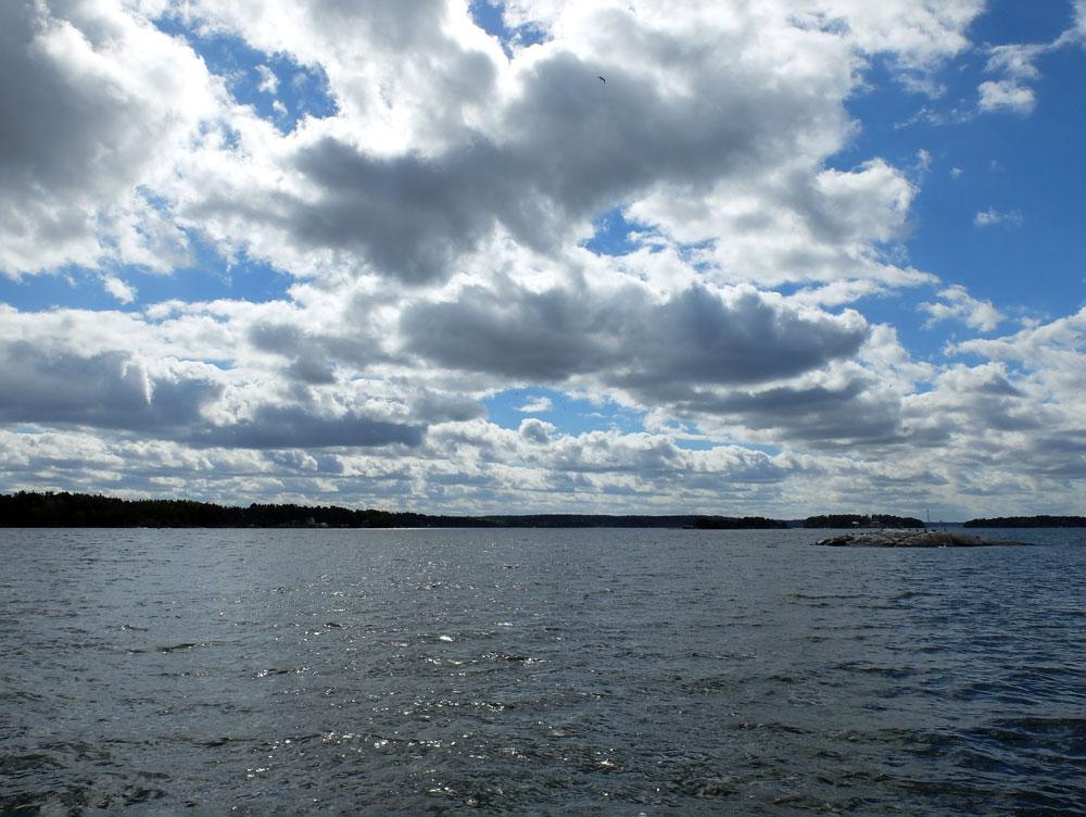 Boot fahren in Stockholm | Julie Fahrenheit