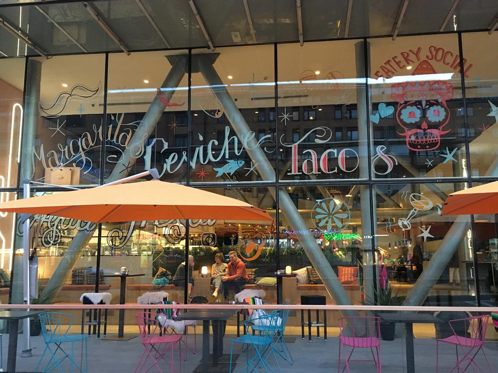 Eatery Social, Stockholm | Julie Fahrenheit