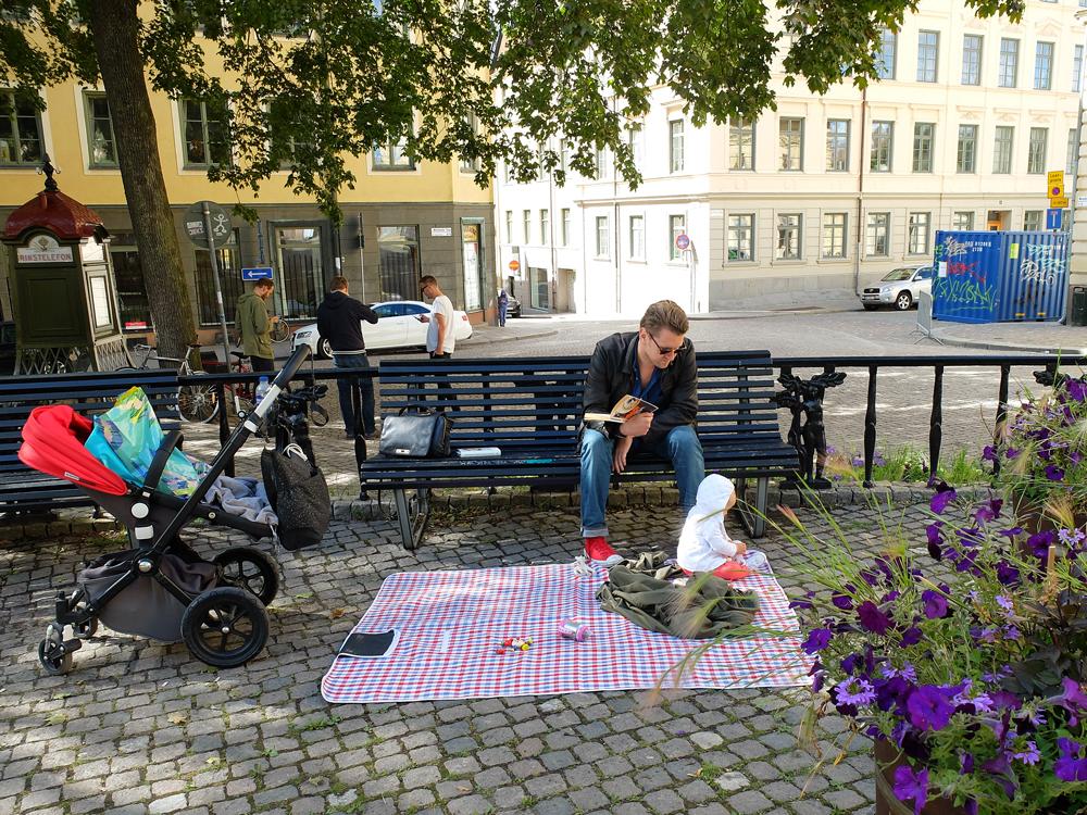 Mosebacke Terassen, Stockholm | Julie Fahrenheit