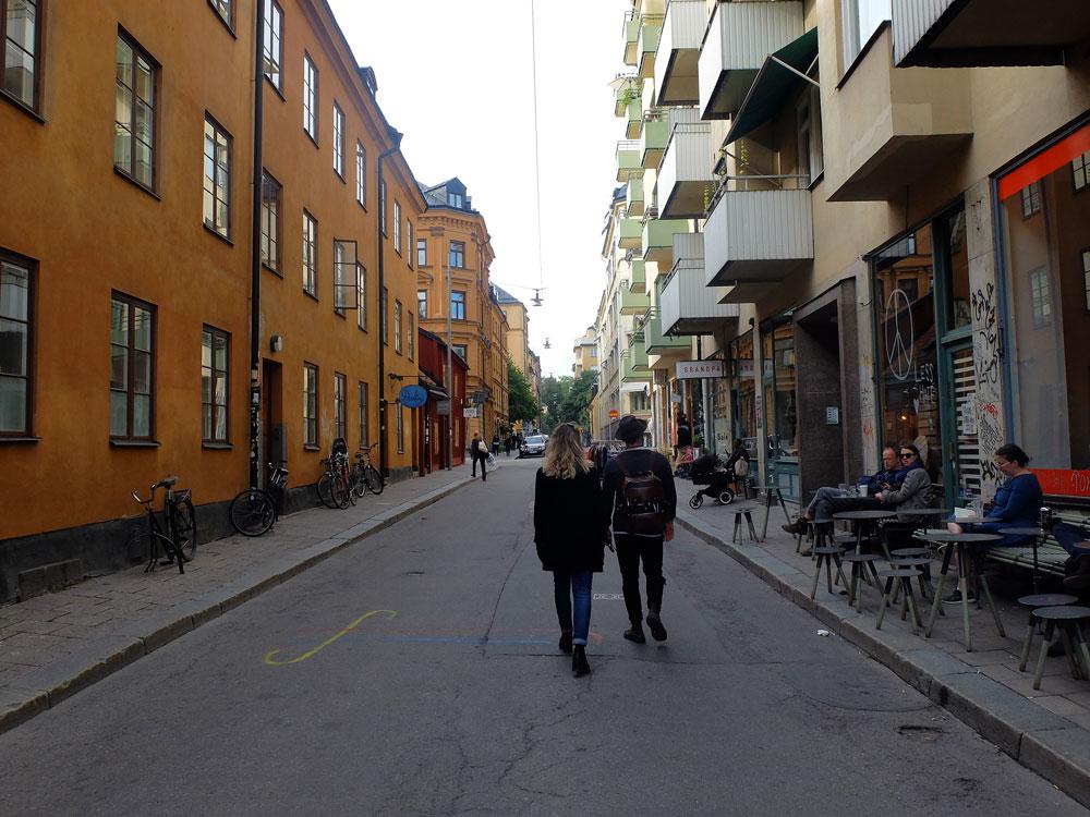 Södermalm Shopping | Julie Fahrenheit