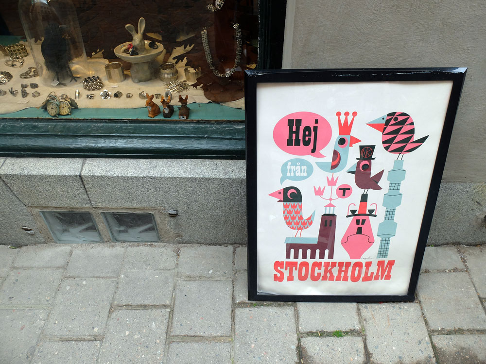 Stockholm | Julie Fahrenheit