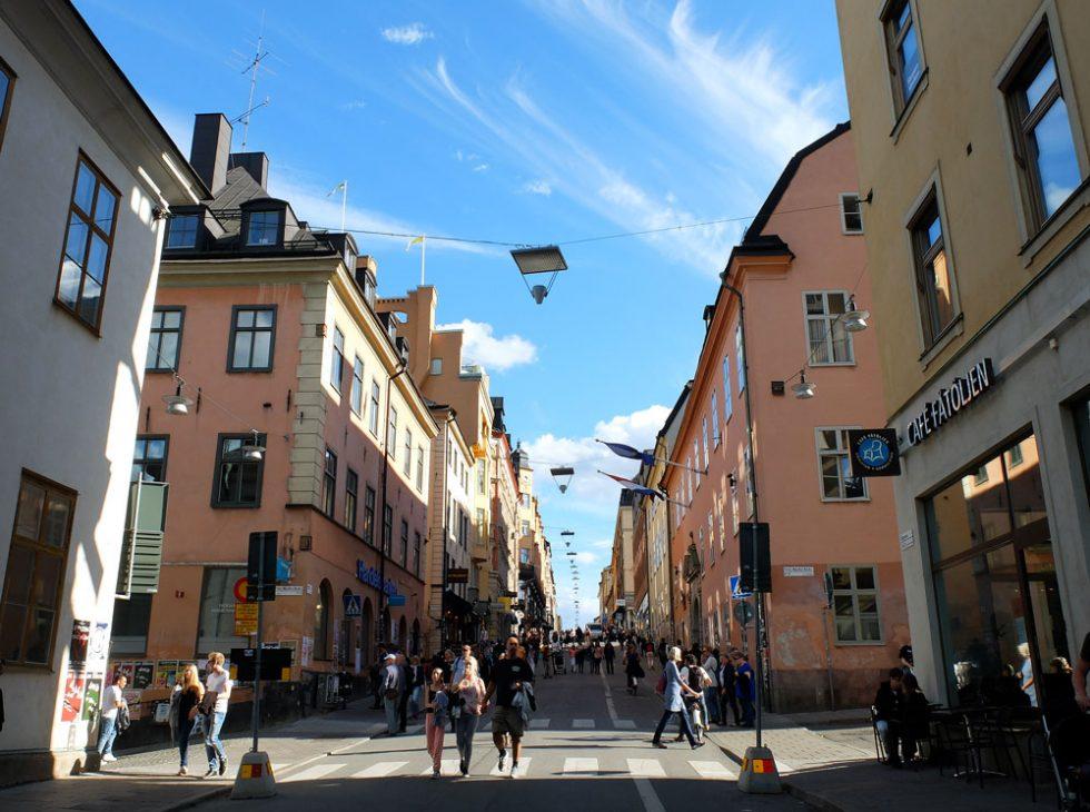 Stockholm im August | Julie Fahrenheit