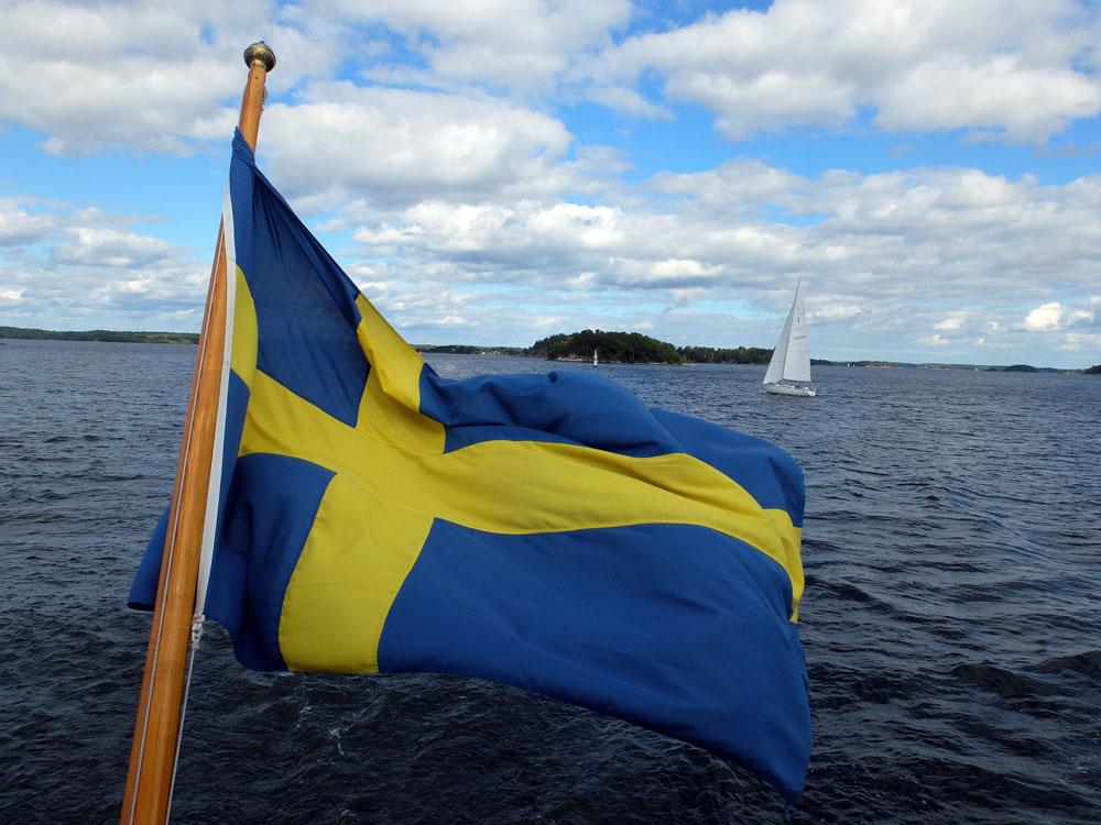 Stockholm zu Boot | Julie Fahrenheit