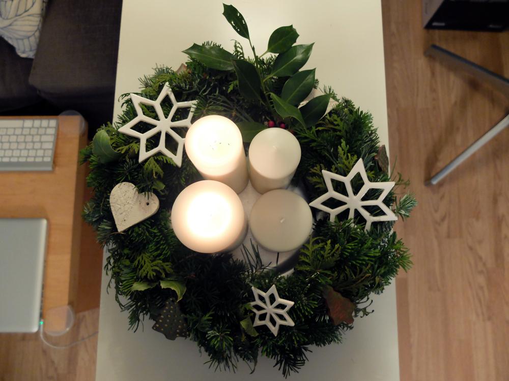 Advent | Julie Fahrenheit