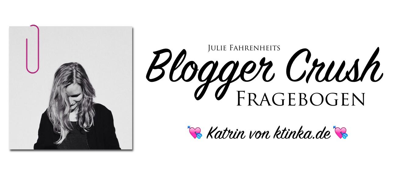Blogger Crush: Ktinka | Julie Fahrenheit