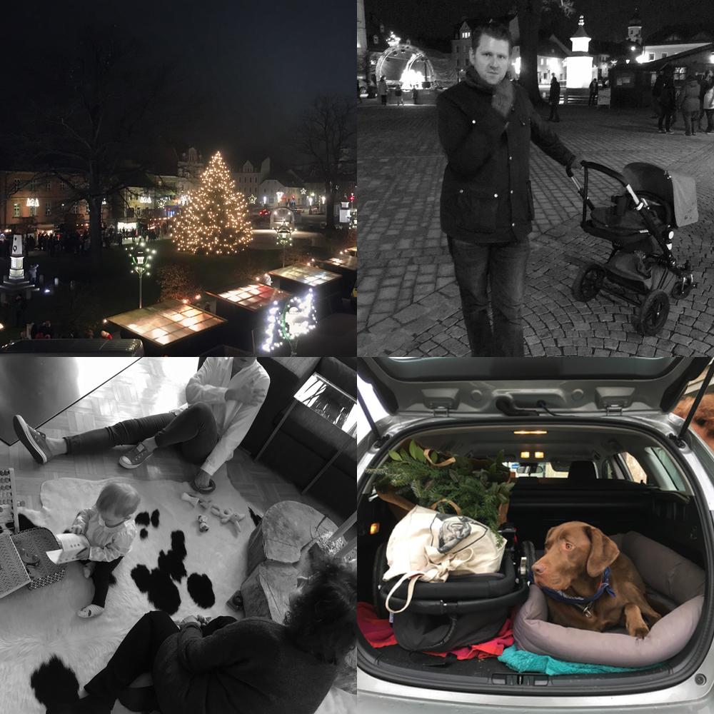 Kleinstadtweihnacht | Julie Fahrenheit