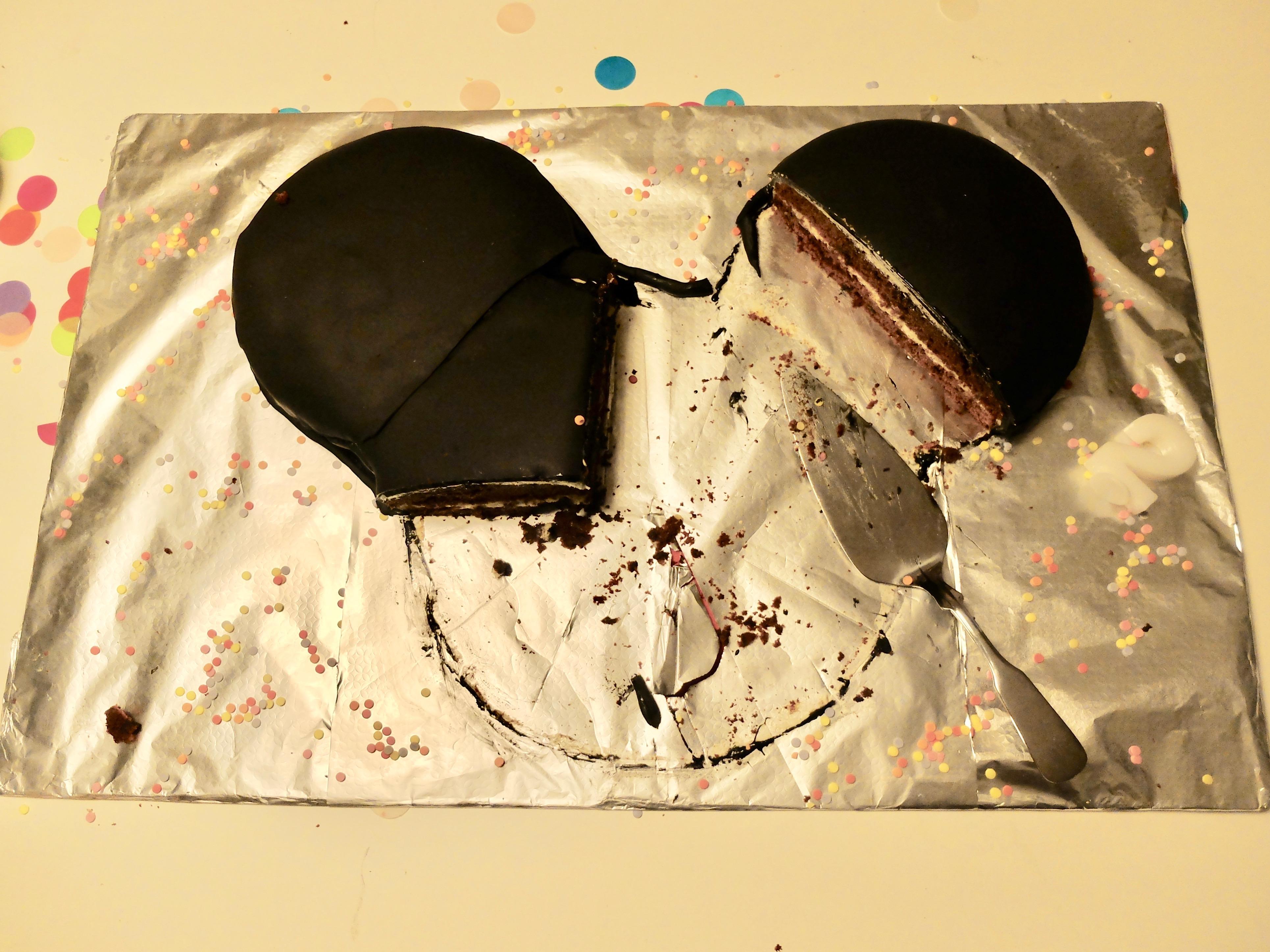 Micky Maus Küche | Mickey Mouse Kuchen Nicht Zu Schwer Julie Fahrenheit